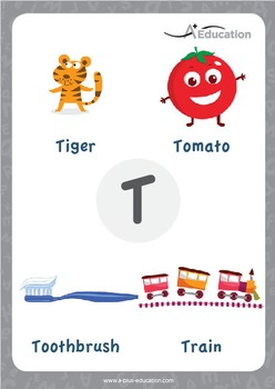 'T' Phonics Resource Package