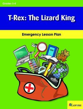 T-Rex: The Lizard King
