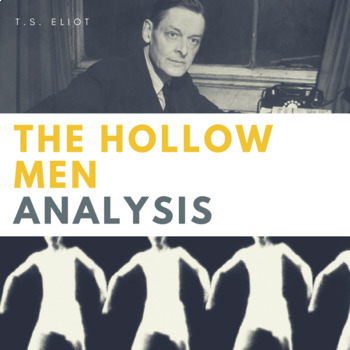 "T.S. Eliot ""The Hollow Men"" Analysis"