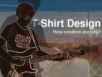 T-Shirt Design PowerPoint