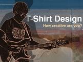 T-Shirt Design PowerPoint