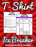 T-Shirt Ice Breaker (Back To School)
