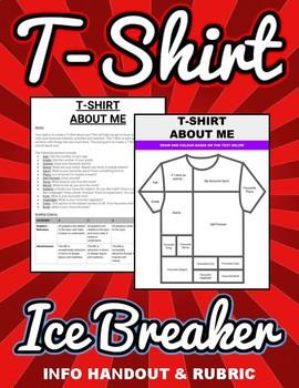 T-Shirt Ice Breaker (Back To School)