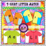T-Shirt Letter Match