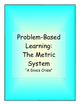 T. Swift & Metrics- A Problem-Based Learning (PBL) Activity