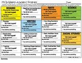 T-TESS Bi-Weekly Academic Progress Info-Graphic for Teache