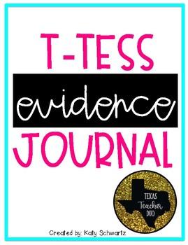 T-Tess Evidence Journal