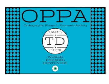 T Written Articulation Cards (Words + Phrases + Sentences)