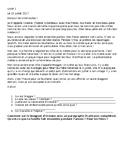 T'es Branché 2, Ch1-4 Blog Entries
