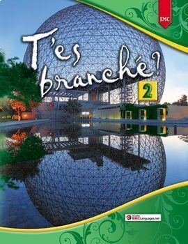 T'es Branché Levels 1-3 Charades Game (Pyramid Game) Sentences
