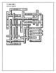 T'es branché 3 Unité 6 Leçon A Crossword