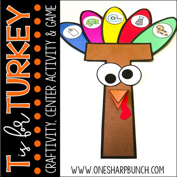 T is for Turkey Craft