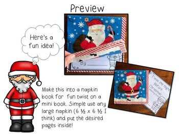 T'was the Night Before Christmas Retelling Book