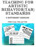 TAB Art Standards