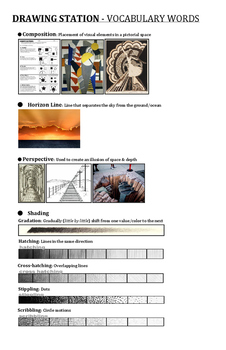 Drawing Station Catalogue Bundle