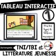 TABLEAU INTERACTIF - L'ENSEMBLE COMPLET - 8 Fichiers Notebook + AUDIO