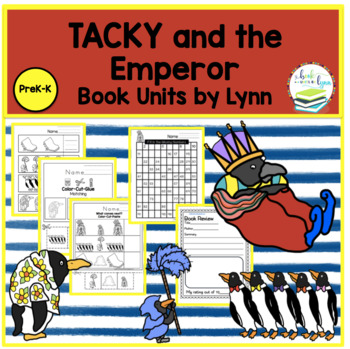 TACKY AND THE EMPEROR BOOK UNIT