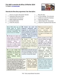 TAD A202 - Tasks using Authentic Documents - French - TV G