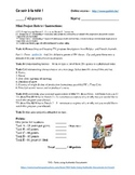 TAD A201 - Tasks using Authentic Documents - French online