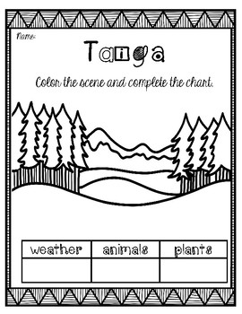 TAIGA Research/Report Project Booklet