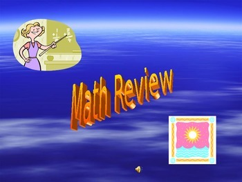 Math Skill Review (All Concepts)