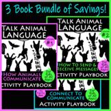 TALK ANIMAL LANGUAGE * How to Communicate * 3-Playbook Bun