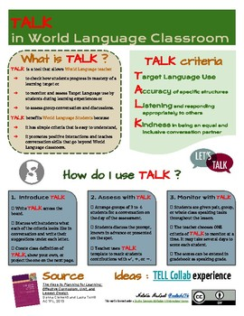 TALK Feedback
