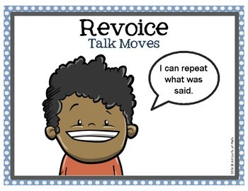TALK MOVES (Tween Edition)