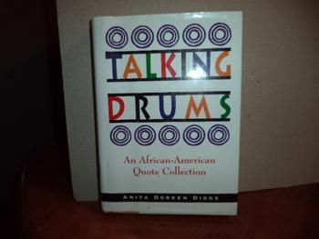 Talking Drums  ISBN 0-312-11745-0