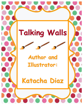 TALKING WALLS ACTIVITY PACK!!!
