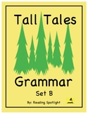 Grammar Tall Tales: Set 2