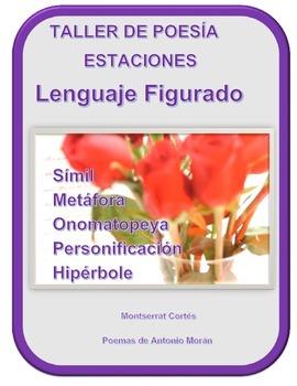 POESíA: Lenguaje Figurado- Símil, Metáfora, Onomatopeya/Dosier/Poetry in Spanish