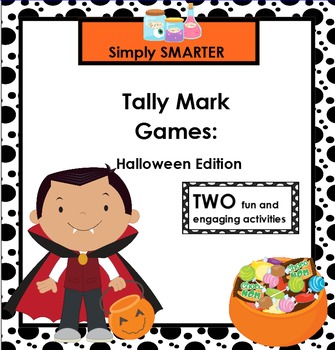 SMARTBOARD TALLY MARK GAMES:  Halloween Edition