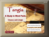 TANGIA Word Parts Academy