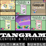 TANGRAM Centers & Activities - ULTIMATE BUNDLE