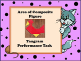 TANGRAM TASK - Calculating Area of Composite Figures