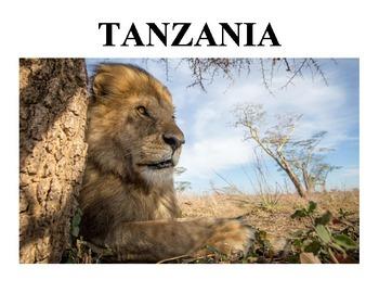 TANZANIA UNIT (GRADES 4 - 6)