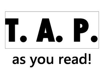 TAP Poster