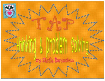 TAP - Thinking and Problem Solving Labels
