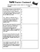 TAPE Prompt Dissection for Argumentative and Informative (Expository) Essays