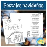 TARJETAS DE NAVIDAD - CHRISTMAS CARDS IN SPANISH