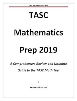 TASC Mathematics Prep 2019: A Comprehensive Review