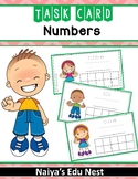 TASK CARD - Numbers