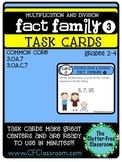 TASK CARDS: 3.OA.7 SET 3 {math: multiplication and division}