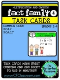TASK CARDS: 3.OA.7 SET 4 {math: multiplication and division}