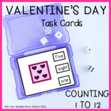 VALENTINE'S DAY TASK CARDS & GAME BOARDS PLUS ST. PATRICK'S DAY