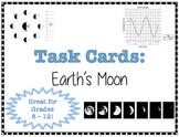 TASK CARDS - Earth's Moon