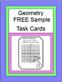 Free Downloads - TASK CARDS Geometry (16 card variety pack)  (8.G.A.1, 8.G.B.1)