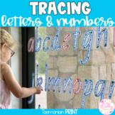 TASMANIAN PRINT Write & Wipe Alphabet and Numbers Set
