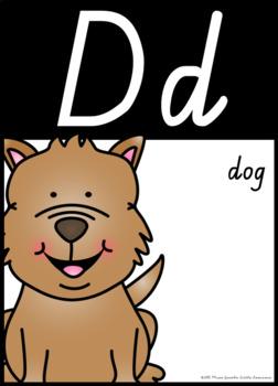 TASSIE Font Classroom Decor Bundle